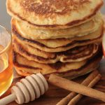 Apple Cinnamon Pikelets