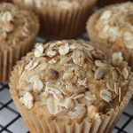 Apple Muesli Breakfast Muffins