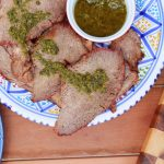 Argentinian Beef with Chimichurri Sauce
