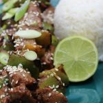 Asian Spiced Beef Kebabs