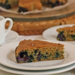 Blueberry and Lemon Almond Scones