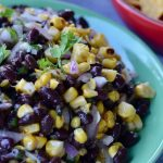 Chargrilled Corn and Black Bean Salsa