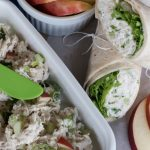 Chicken Salad and Lettuce Wraps