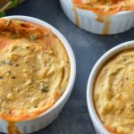 Chicken and Bacon Pot Pies