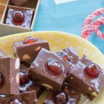 Choc Cherry Fudge
