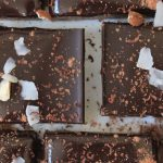 Chocolate Covered Date Bars