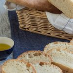 Ciabatta with Olive Oil and Balsamic