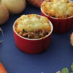 Cottage Pies with Sour Cream Mash