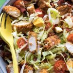 Crispy Chicken Cobb Salad