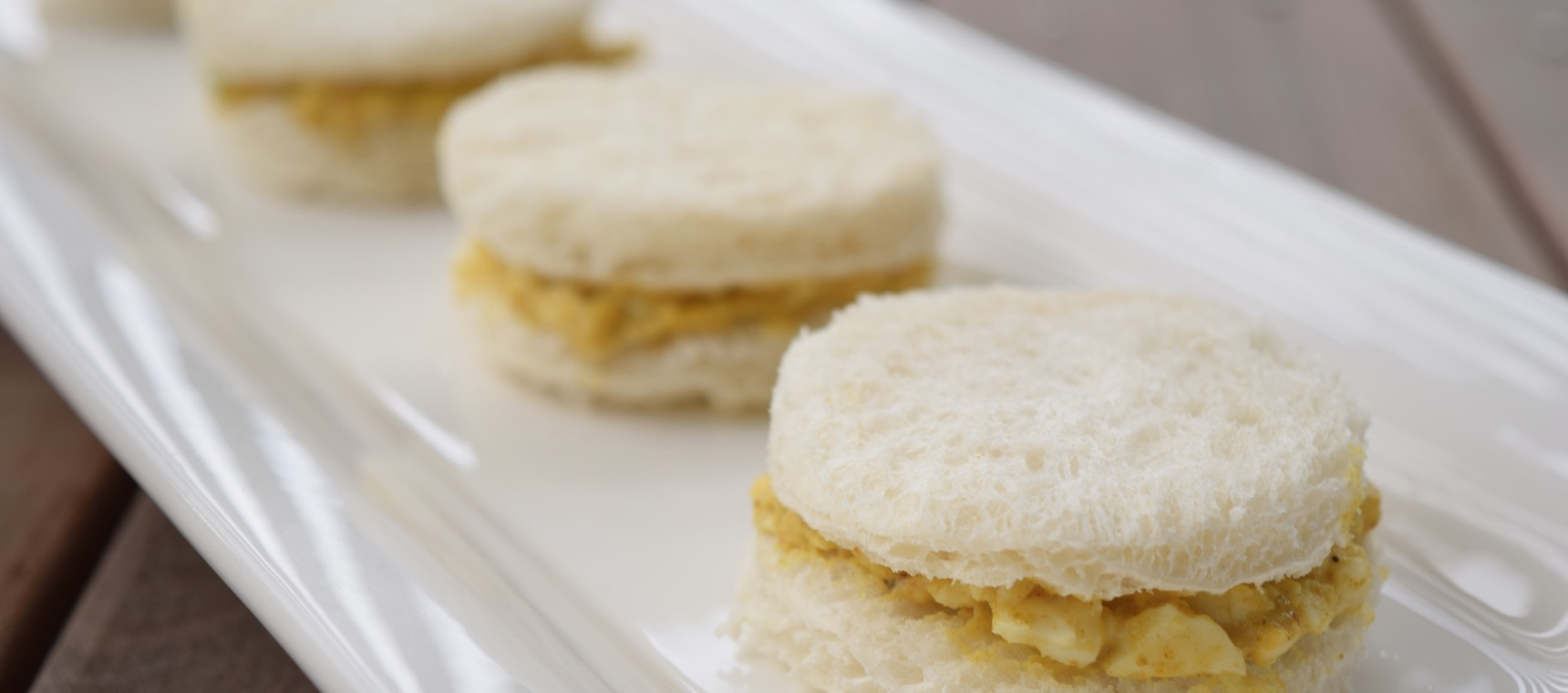 Curried Egg Sandwich Filling