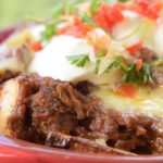 Easy Mexican Beef
