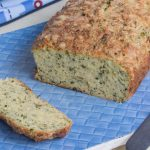 Easy Zucchini and Cheese Bread