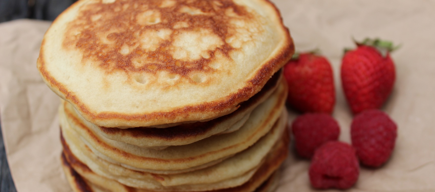 Fluffy Pikelets