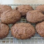 Grain Free Choc Peppermint Biscuits