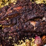 Harissa Lamb with Lime Couscous