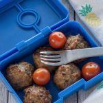 Honey Soy Chicken Meatballs