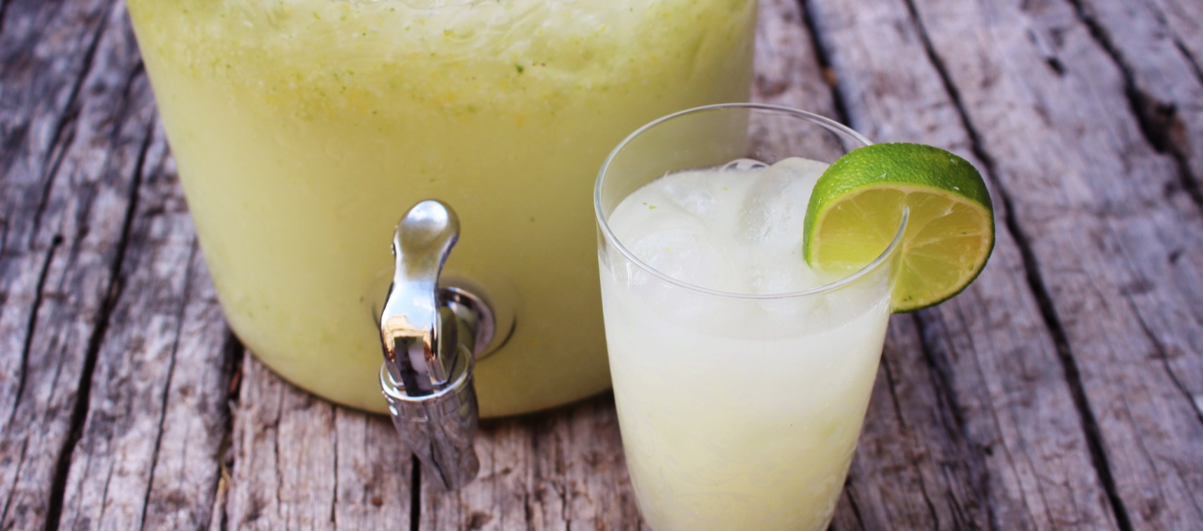 Lemon Lime Cooler