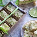 Macadamia Lime Fudge