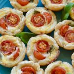 Mini Egg Free Quiches