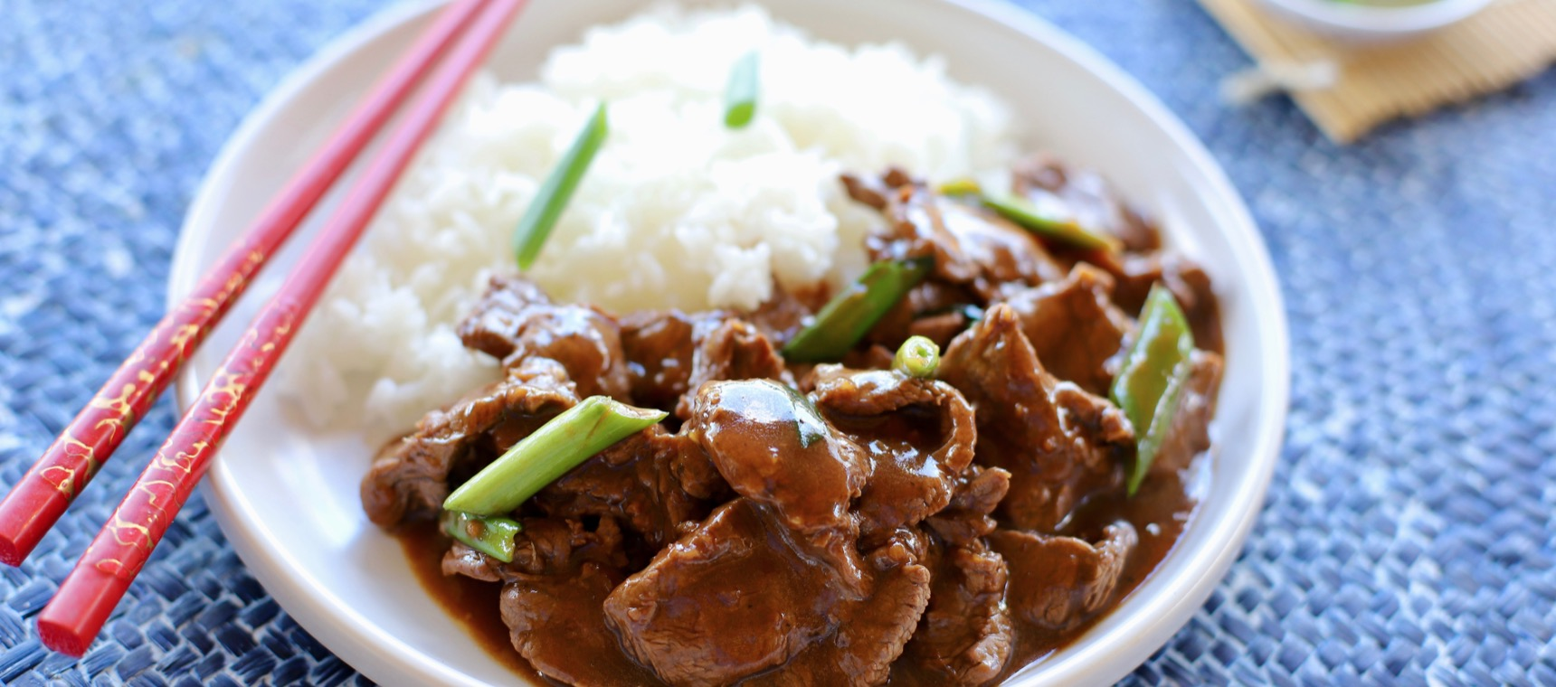 Mongolian Beef The 4 Blades