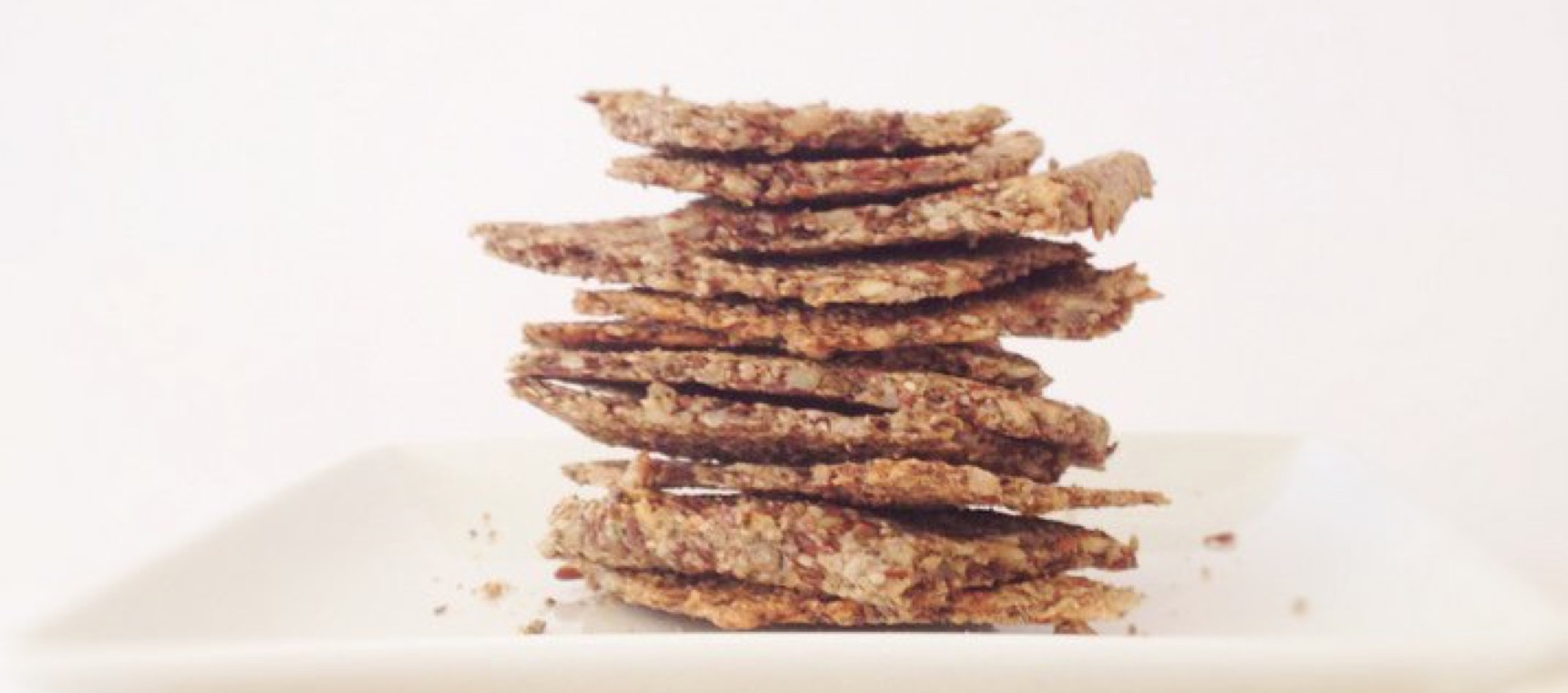 Moroccan Seed Crackers
