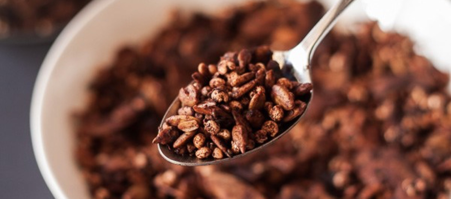 Nut Free Chocolate Granola