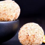 Orange Cake Bliss Balls