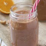 Orange Choc Smoothie