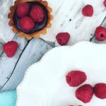 Paleo Chocolate Raspberry Tarts