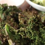 Pizza Flavoured Kale Chips