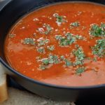 Red Lentil and Chorizo Soup