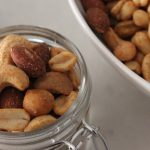 Roasted Spiced Nuts