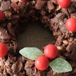 Rocky Road Wreath