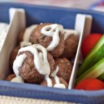Rosemary Lamb Meatballs