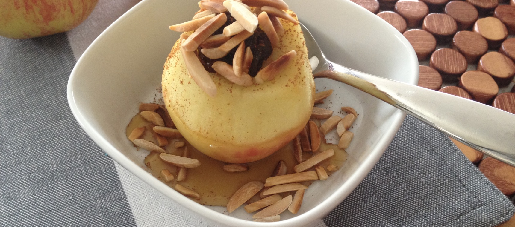 Stuffed Winter Apples