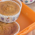 Sweet Carrot and Cauliflower Muffins