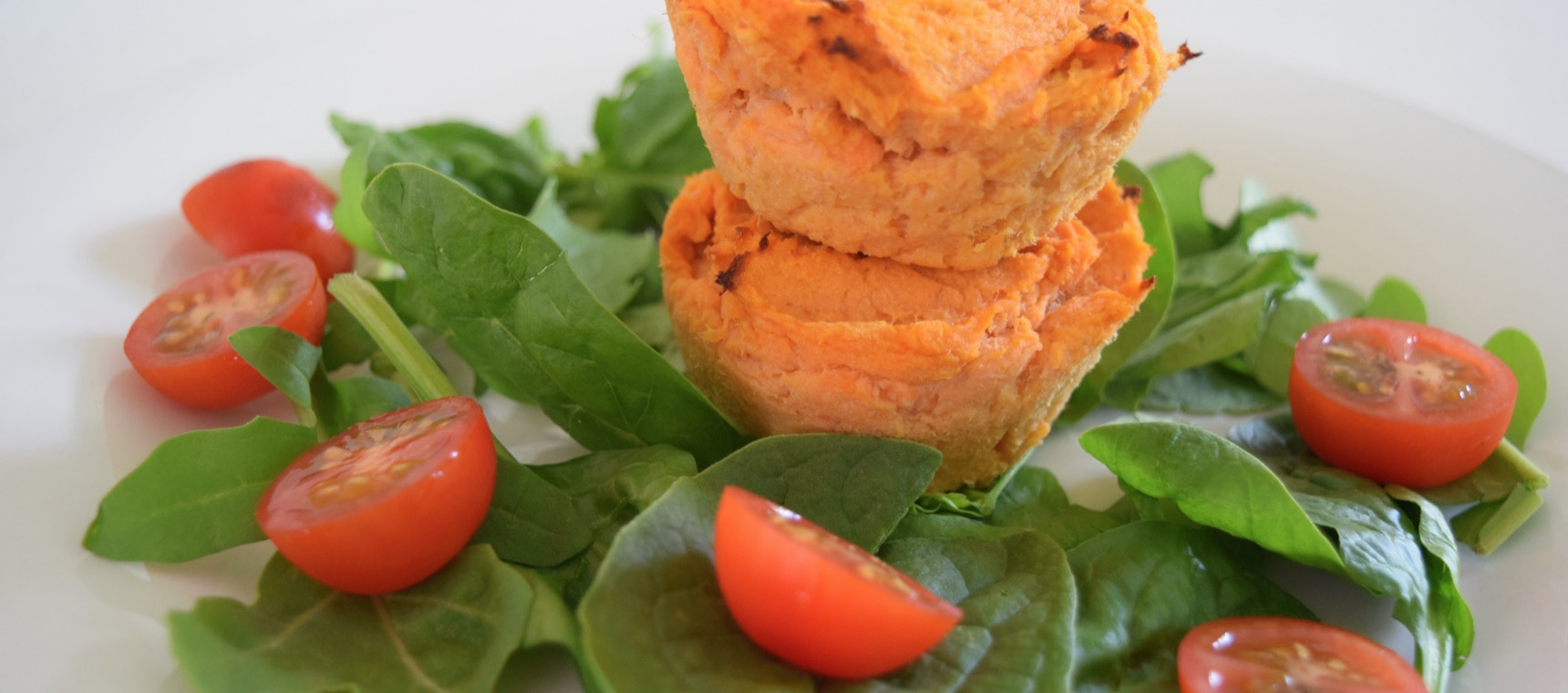 Sweet Potato Tuna Patties