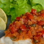 Tuscan Steamed Fish