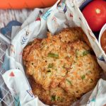 Veggie Rice Fritters