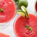 Virgin Watermelon Margarita