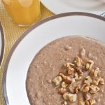 Banana Bread Porridge