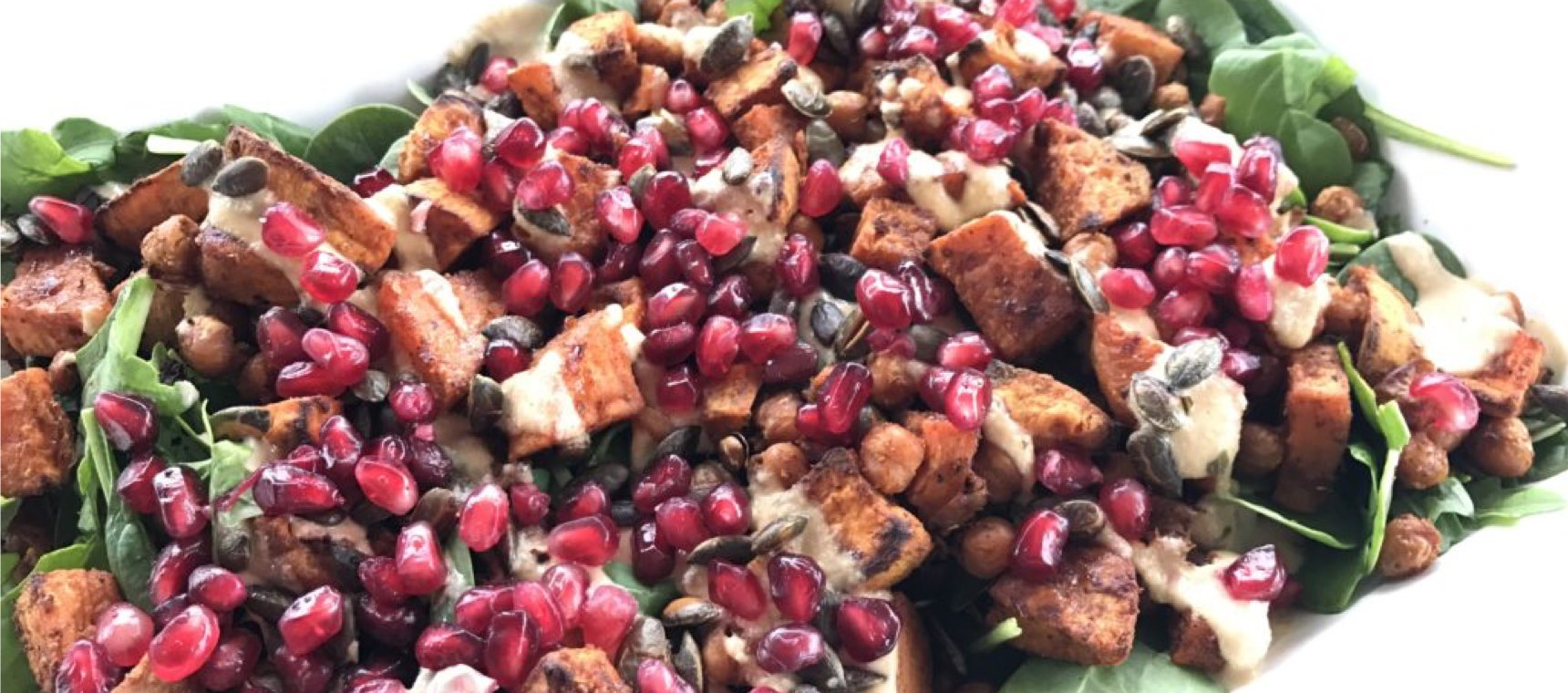 Gourmet Moroccan Salad with Pomegranate