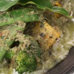 Green Vegetarian Curry