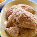 Ham, Cheese and Corn Hand Pies