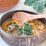 Italian Vegetable and Lentil Soup
