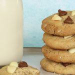 Kinda Healthy Choc Chip Cookies