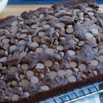 Quick and Easy Chocolate Slab Cake