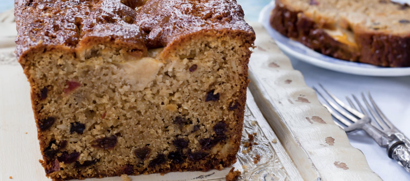 Apple Spiced Tea Loaf