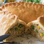 Curried Chicken Pasties