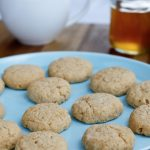 Ginger Spiced Oat Cookies